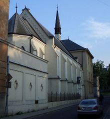 sídlo sester v Opavě