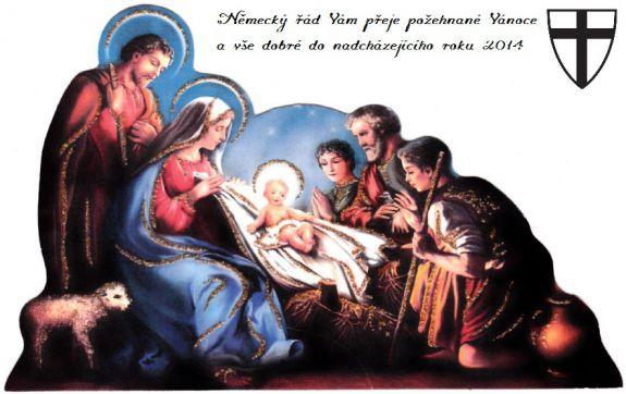 Vánoční přání 2013